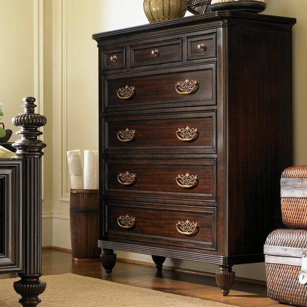 Royal Kahala 7 Drawer Chest by Tommy Bahama Home