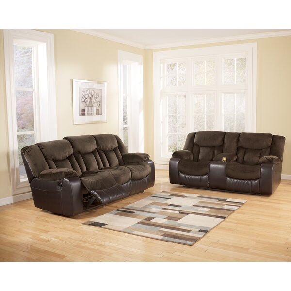 Bay Reclining Configurable Living Room Set by Signature Design by Ashley