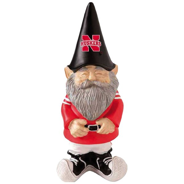 NCAA Garden Gnome Statue by Team Sports America