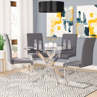 Dining Table Chairs Set Cheap modern & contemporary dining room sets | allmodern