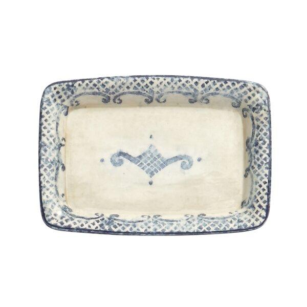 Burano Small Rectangular Platter by Arte Italica