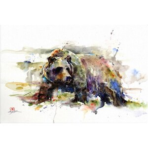 by Dean Crouser Print Painting on Wrapped Canvas by Wrought Studio