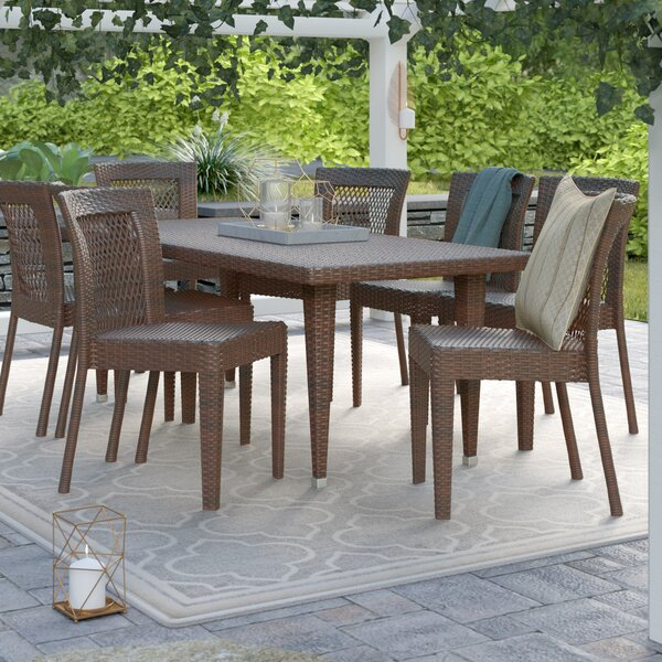 Diaz 9 Piece Dining Set By Willa Arlo Interiors