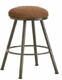 Alexander 30 Swivel Bar Stool by Iron Mountain