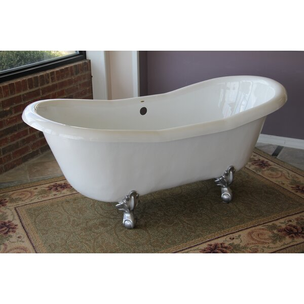 Duchess 68 x 30 Freestanding Soaking Bathtub by Restoria Bathtub Company