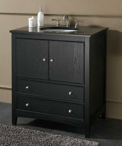 Brunswick 31 Single Bathroom Vanity Set by Darby Home Co