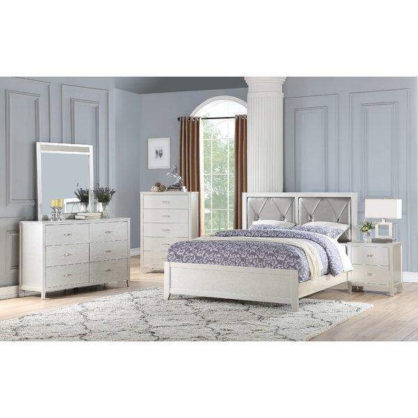 Wayman Standard Configurable Bedroom Set by House of Hampton