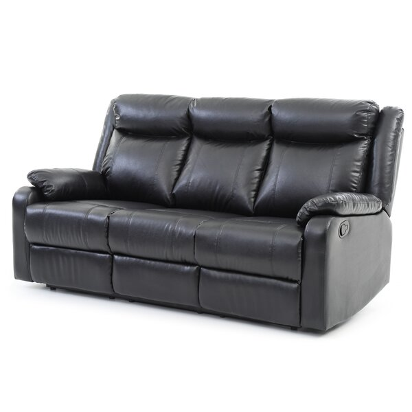 Looking for Weitzman Reclining Sofa By Red Barrel Studio Great price