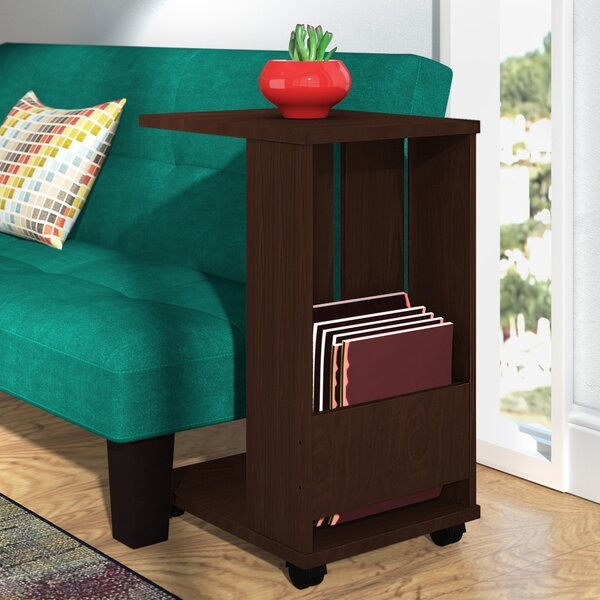 Gilmer End Table by Ebern Designs