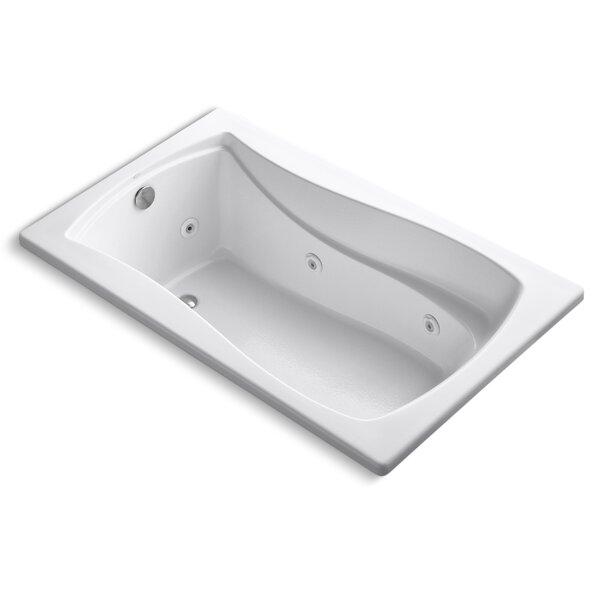 Mariposa 60 x 36 Whirlpool Bathtub by Kohler