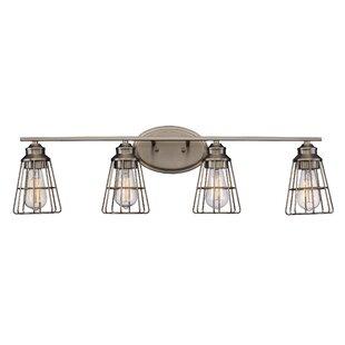 Compare & Buy Blas 4-Light Vanity Light By Trent Austin Design