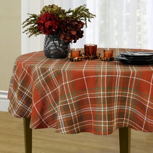 Cirencester Plaid Tablecloth