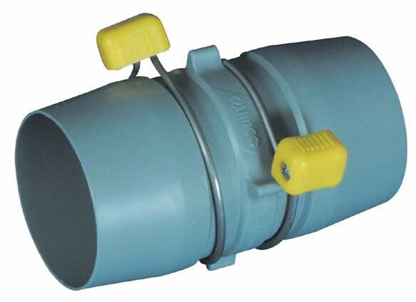 Easy Slip RV Sewer Hose Coupler by Camco