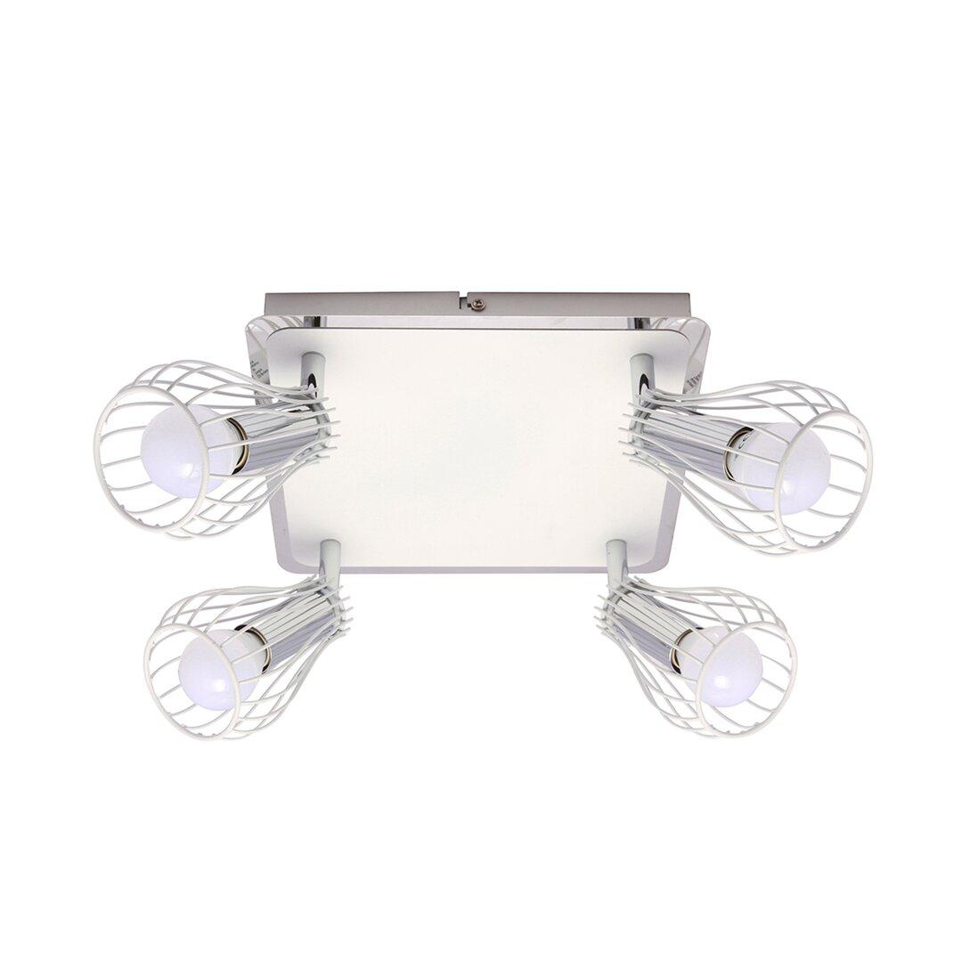 Singletary 4-Light Ceiling Spotlight