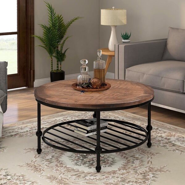 Paschall Coffee Table with Storage by 17 Stories 17 Stories