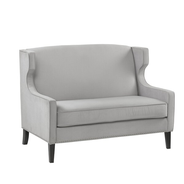 Myrtlewood Settee by House of Hampton