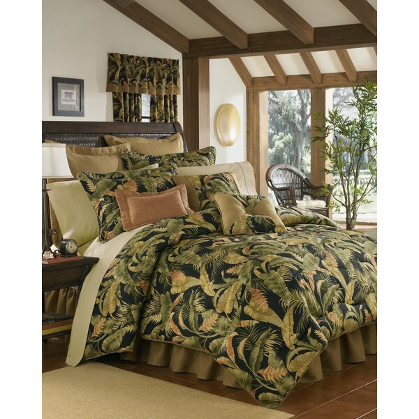 La Selva Black Comforter Collection by Adamstown At Home