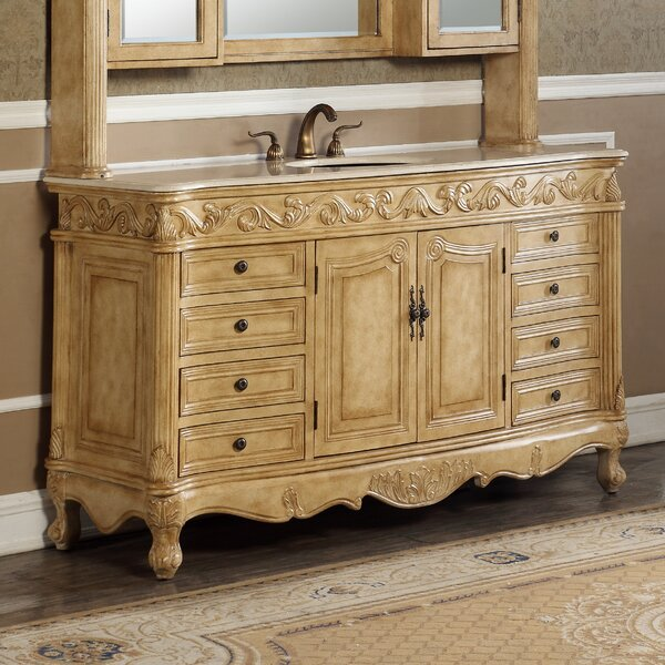 Alexis 60 Single Bathroom Vanity Set by Astoria Grand