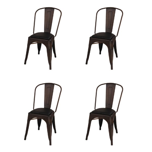 Bracamonte Dining Chair (Set of 4) by Williston Forge