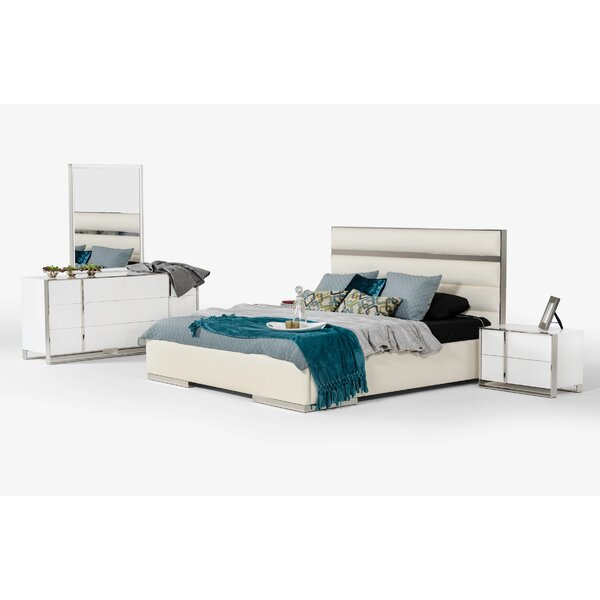 Devaughn Platform 5 Piece Bedroom Set by Orren Ellis Orren Ellis