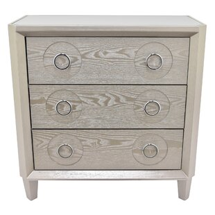 Reviews Centrahoma 3 Drawers Accent Chest By Bungalow Rose