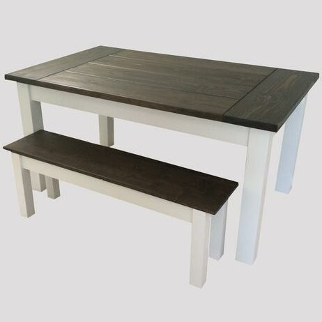 Robb Solid Wood Dining Table By Charlton Home