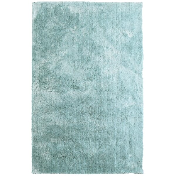 Fur Blue Area Rug by Imagine Rugs