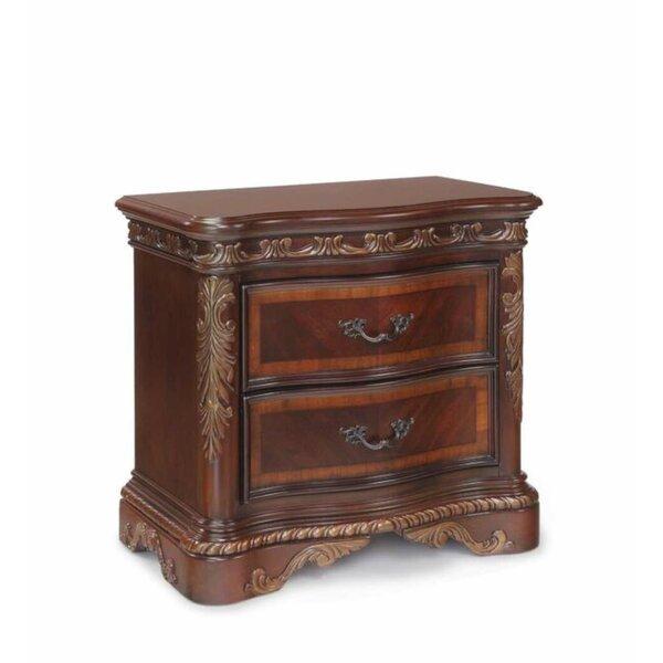 Muni 2 Drawer Nightstand by Astoria Grand Astoria Grand