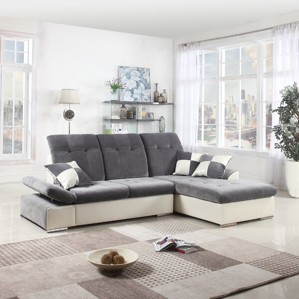 Hymes Classic Large L-Shape Sectional by Latitude Run