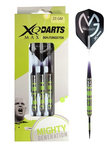 Michael van Gerwen MvG Mighty Generation Dart (Set