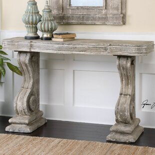 Order Belen Partemio Distressed Console Table By One Allium Way