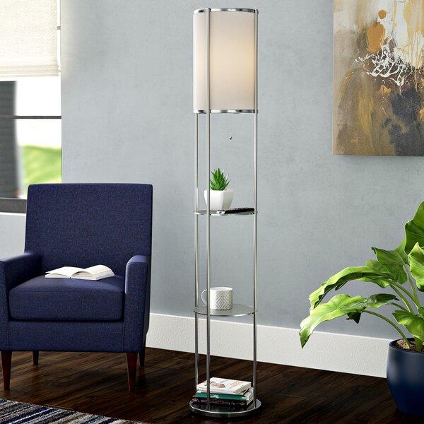 Saltford 63 Column Floor Lamp by Latitude Run