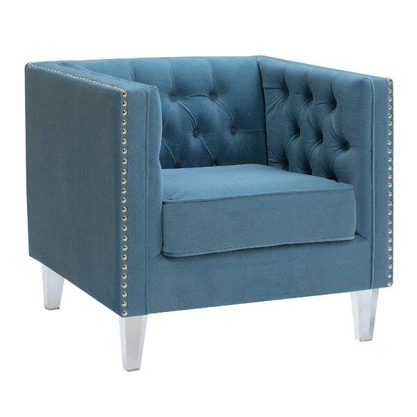 Boring Armchair by House of Hampton