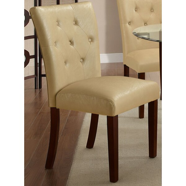 Duplessis Upholstered Dining Chair (Set of 2) by Darby Home Co Darby Home Co