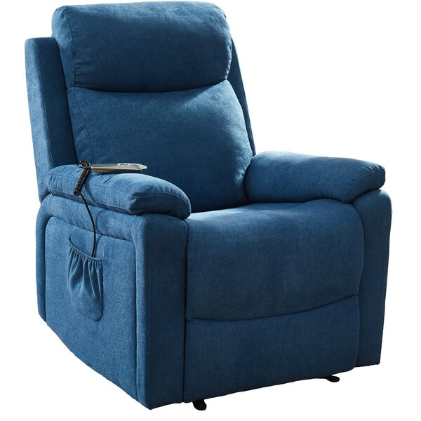 Agnew Lift Power Recliner by Darby Home Co