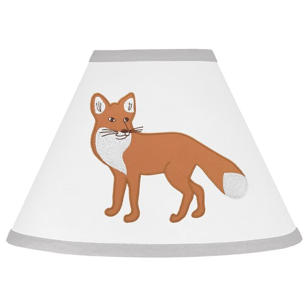 Woodland Toile 10 Cotton Empire Lamp Shade by Sweet Jojo Designs