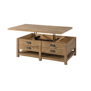 Renee Lift Top Coffee Table With Storage