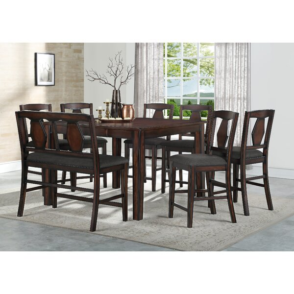 Canady 8 Piece Pub Table Set by Darby Home Co
