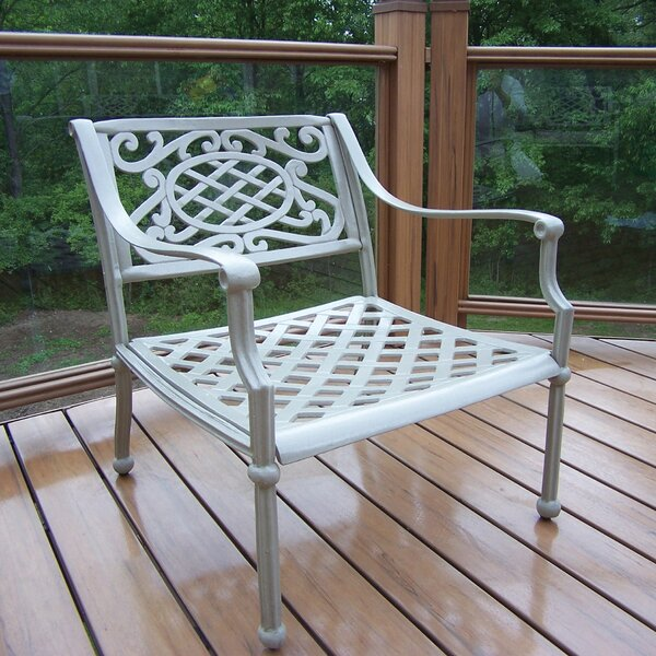 Tacoma Stacking Patio Dining Chair by Oakland Living