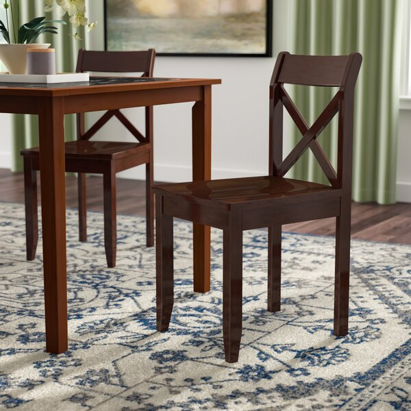 Flossmoor Side Chair (Set of 2) by Charlton Home