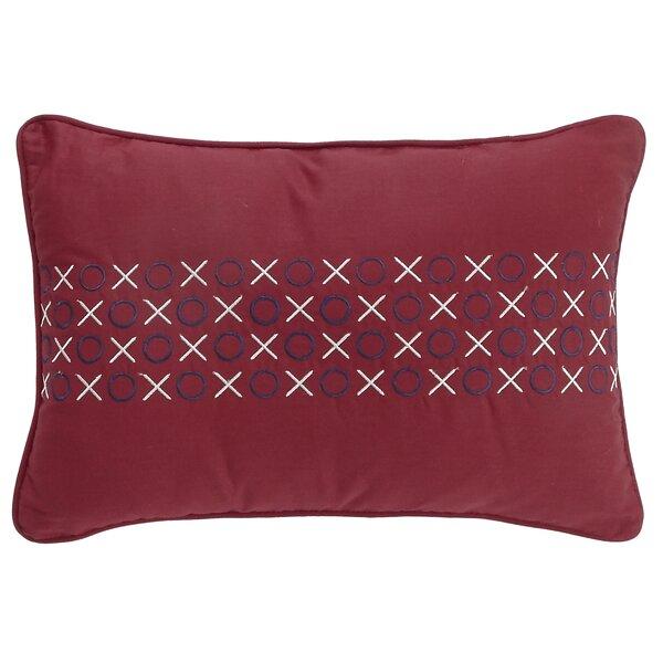 Yo Lumbar Pillow by Morgan Home