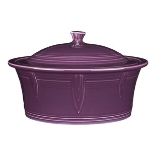 Compare & Buy Round Covered Casserole By Fiesta