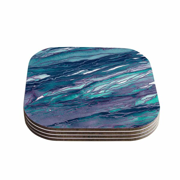 4 Coasters Set (Set of 4) by East Urban Home