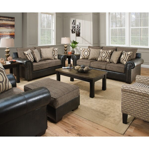 Kamen Configurable Living Room Set by Bloomsbury Market