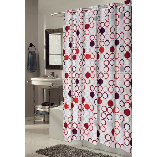 EZ-ON® Bohemia Shower Curtain by Ben and Jonah