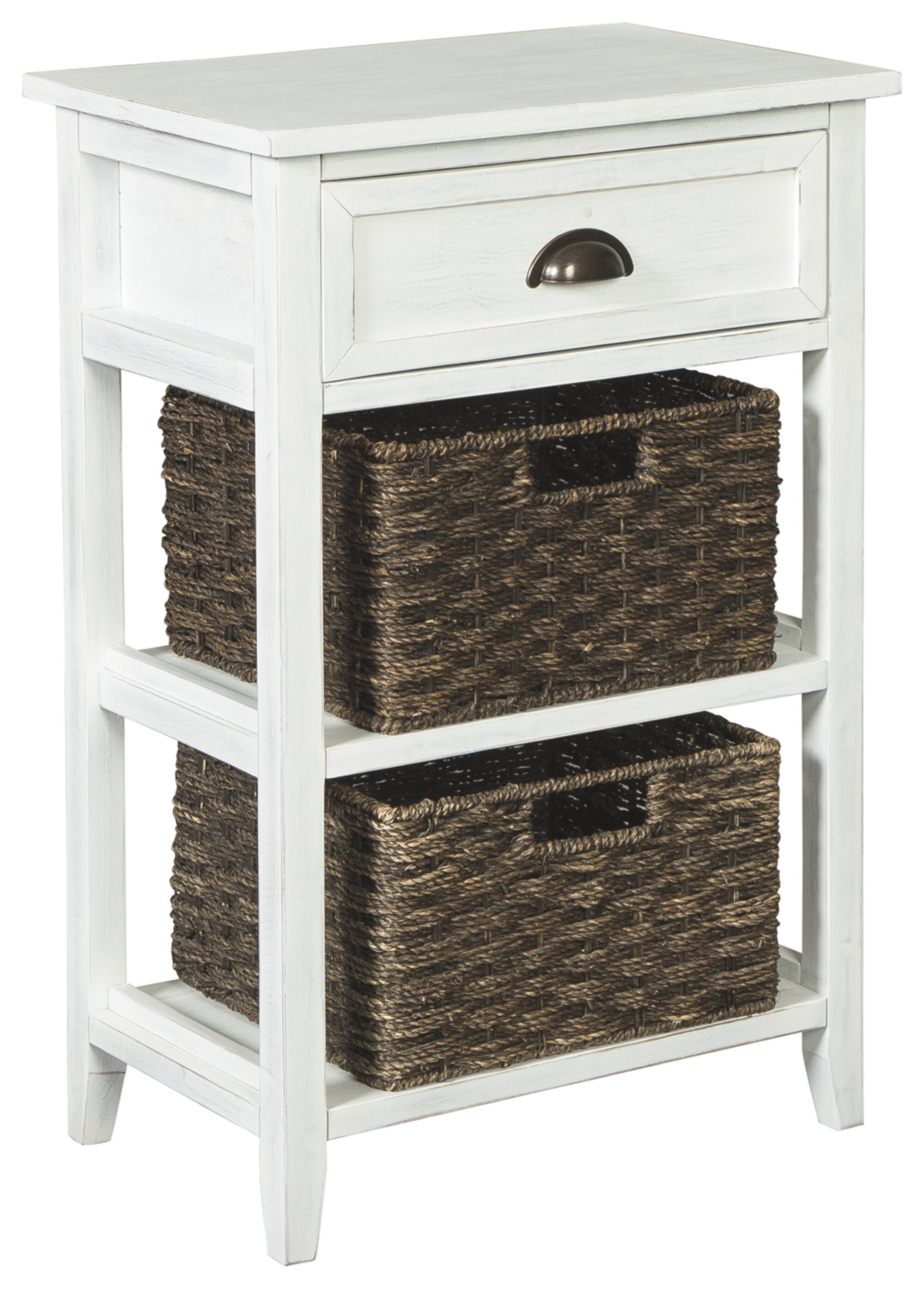 Breakwater Bay Tracy End Table With Storage | Wayfair