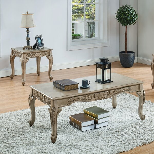 Londres 2 Piece Coffee Table Set By Enitial Lab