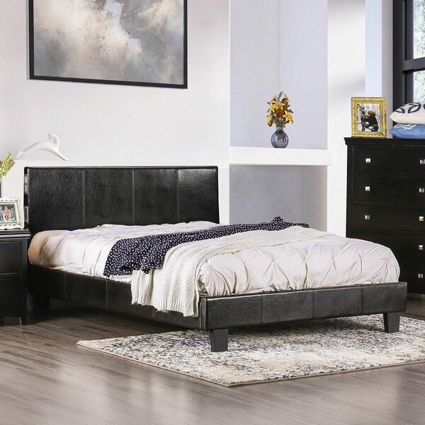 Dolores Upholstered Platform Bed By A&J Homes Studio by A&J Homes Studio Wonderful