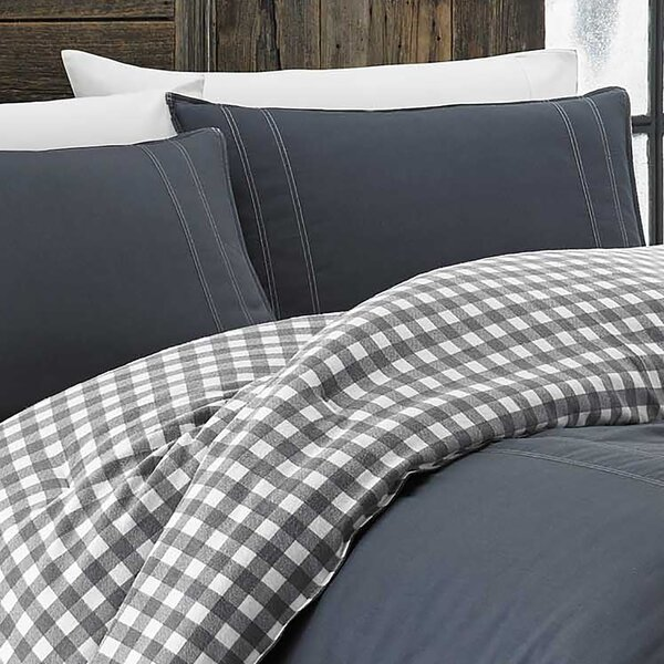 Kingston Reversible Comforter Set