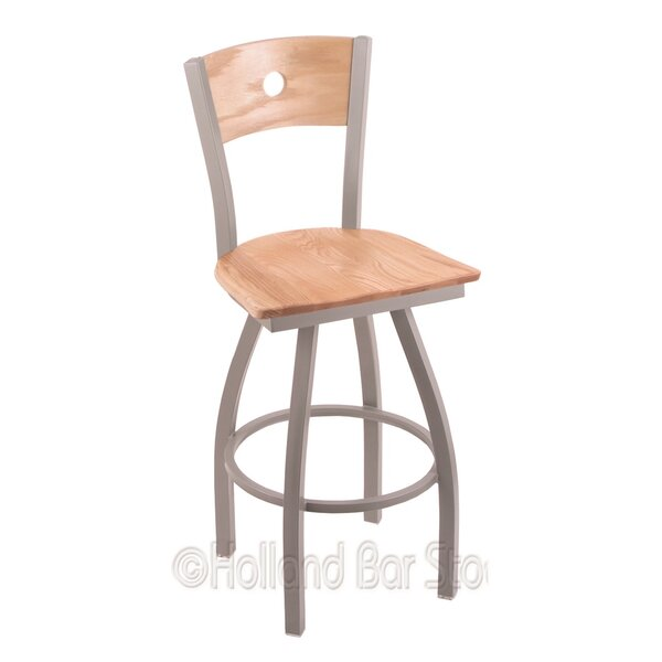 Voltaire 25 Swivel Bar Stool by Holland Bar Stool